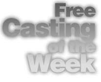 Free casting of the week